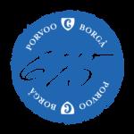 Porvoo-675-logo sininen